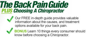 Back Pain Greenville SC